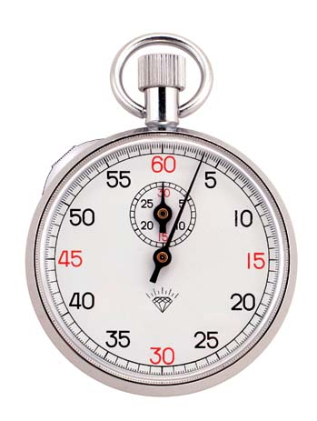 mechanical stopwatch stainless steel stopwatch